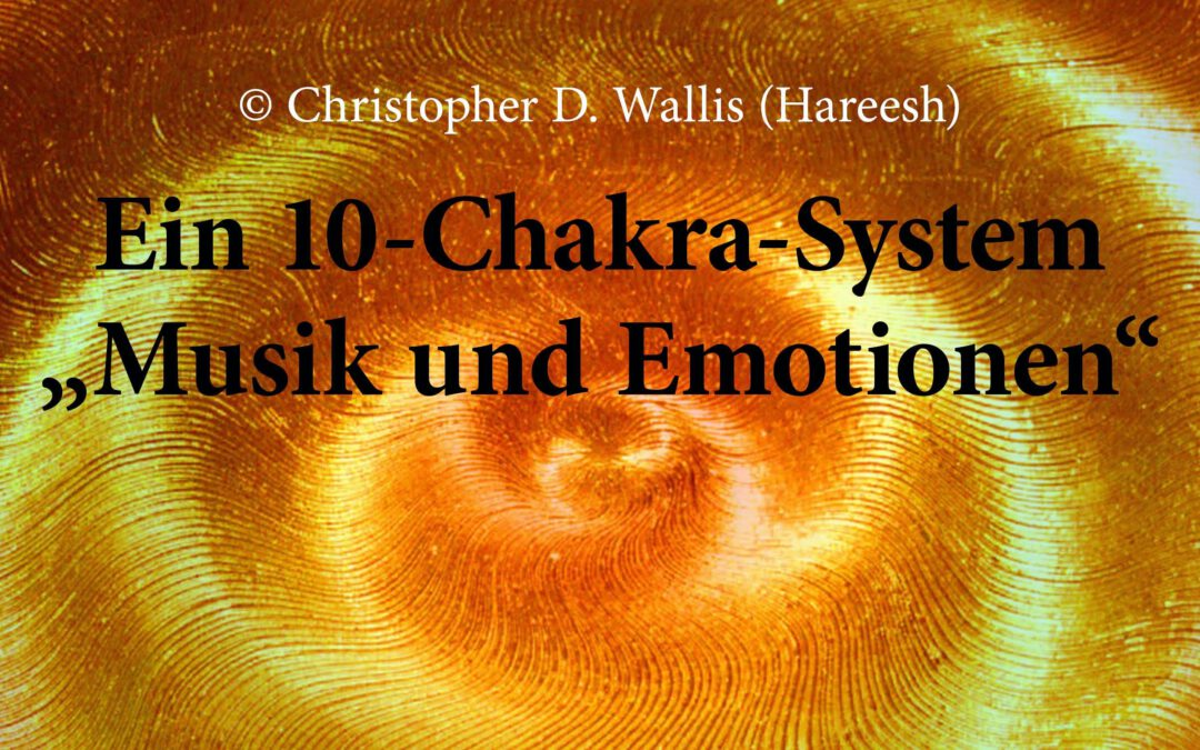 Musik und Chakras