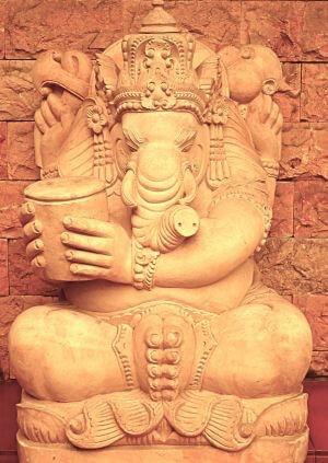 Ganesha und Hindernisse