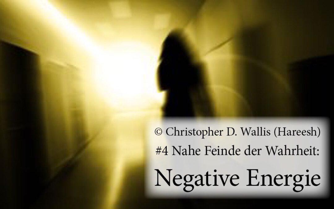 Negative Energien