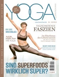 Yoga Deutschland 10/2014