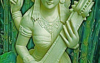 Göttinnen im Yoga: SARASWATI – LAKSHMI – KALI